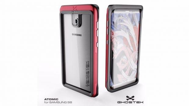 Die Technikwelt wartet gespannt auf das Samsung Galaxy S8 – dieses Bild soll angeblich das erste geleakte Renderbild sein. (Bild: BGR)
