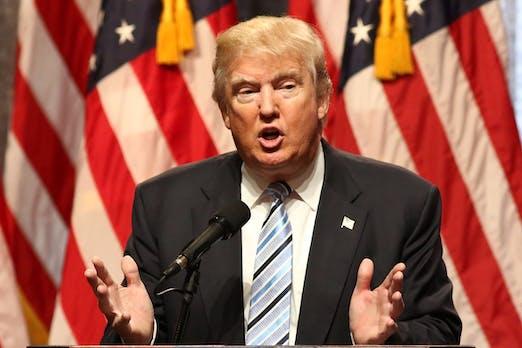 Facebook? Egal! US-Präsident Trump hat es auf Amazon abgesehen
