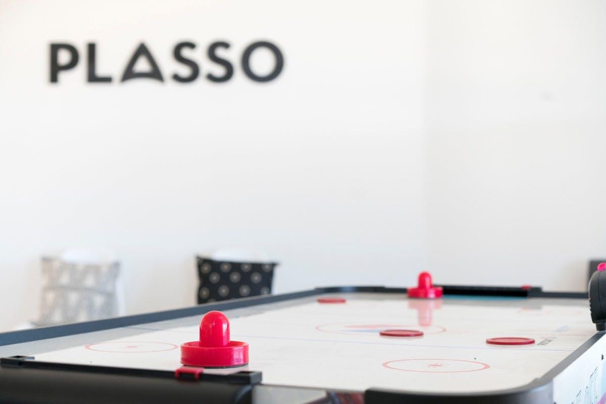Dieses todschicke Startup-Büro hat nur 6.000 Dollar gekostet
