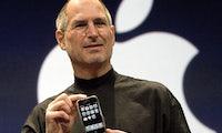 Apple baute das iPhone, weil Steve Jobs einen Typ von Microsoft hasste