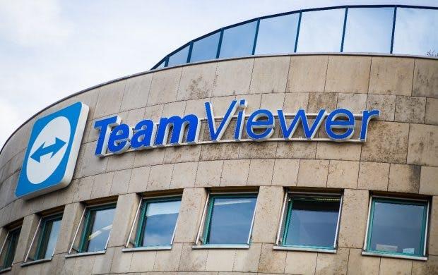 Das Teamviewer-Hauptquartier im schwäbischen Göppingen. (Foto: dpa)