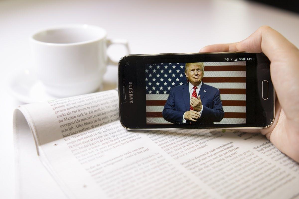 Protest gegen Trumps Einreiseverbot: Darum machten diese Tech-Riesen nicht mit