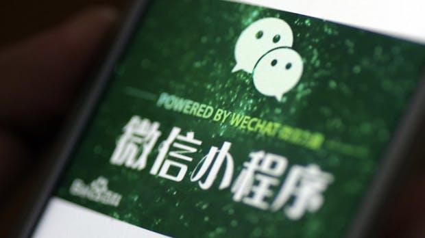 Überwachung auf allen Kanälen? Wechat-Konto soll mit chinesischer ID verknüpft werden