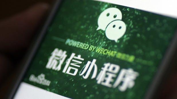 Wie Wechat in China die App neu erfindet