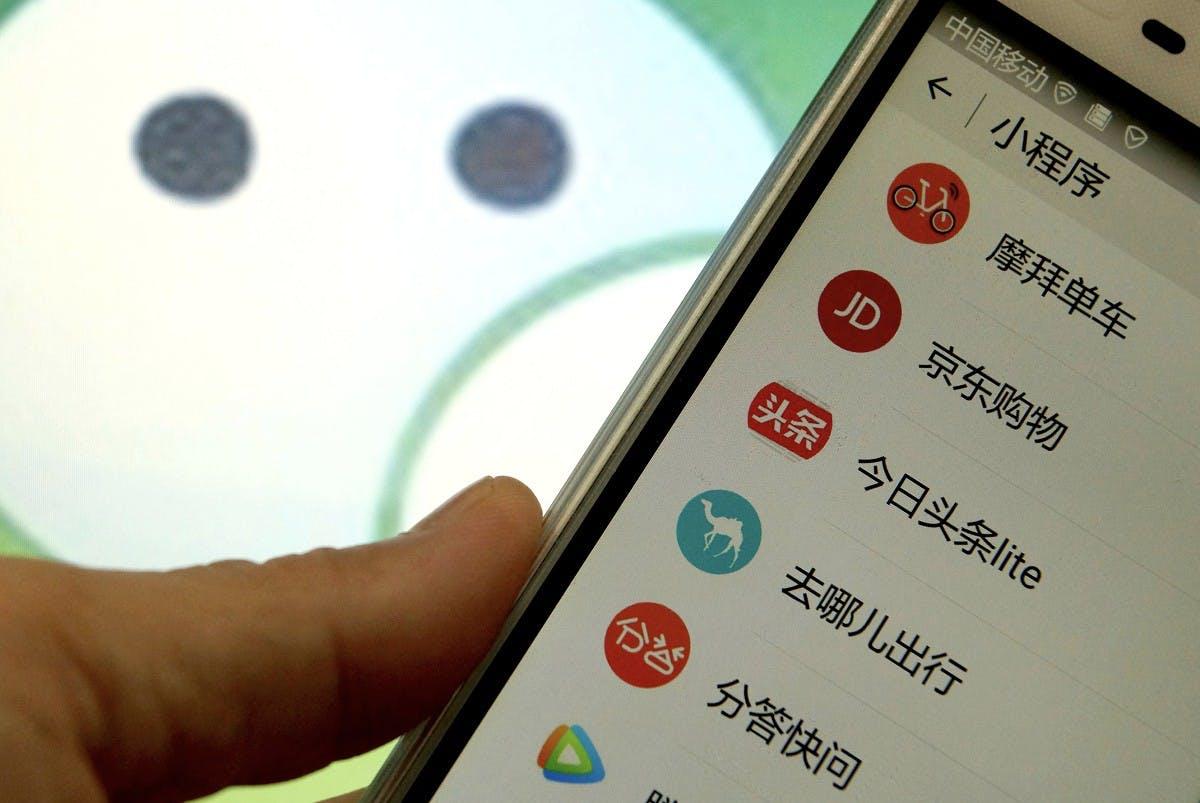 Wechat, das Tor zu chinesischen Konsumenten: Wege zu einem Official Account