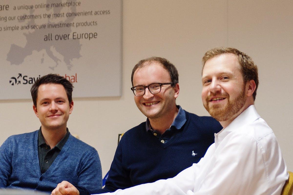 Spotify-Investor steckt 30 Millionen Euro in deutsches Fintech