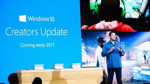 Windows 10 Creators Update: Microsoft gibt Startschuss für den weltweiten Rollout