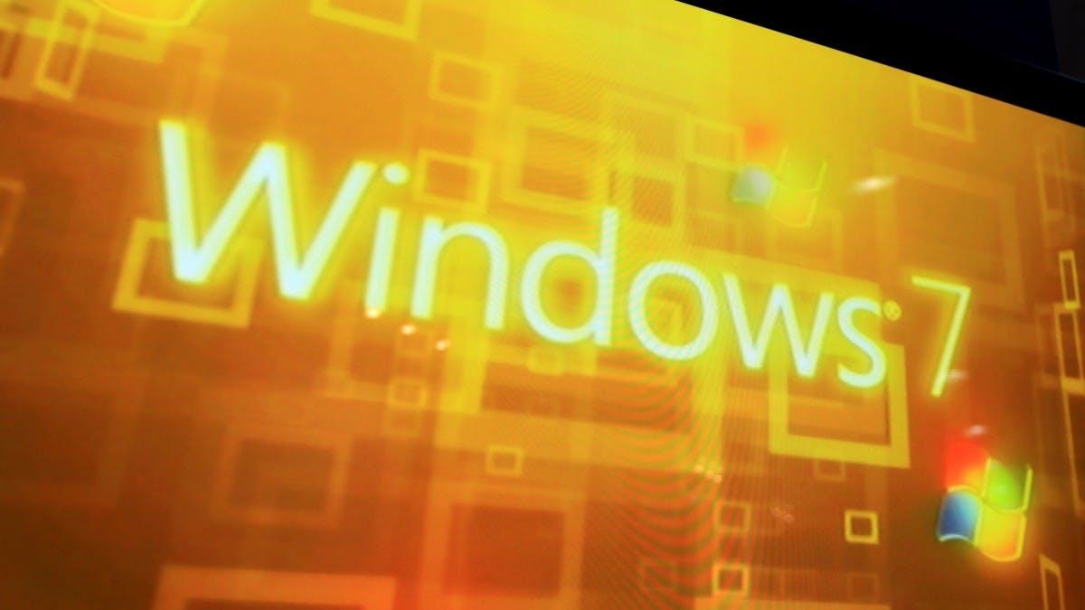 Tschüss, Windows 7: Microsoft kündigt frühzeitig Ende des Supports an