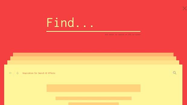 Suche mal anders: 11 Inspirationen für gelungene UIs