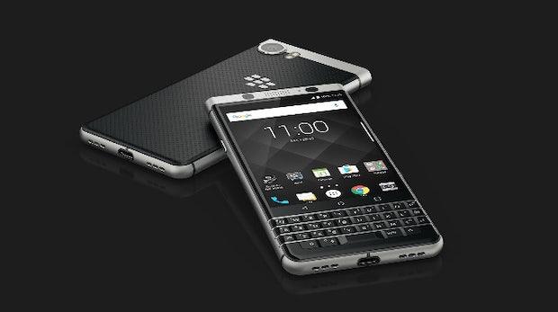 Mittelklasse-Smartphone mit Qwerty-Tastatur: Blackberry feiert Mini-Comeback mit Keyone