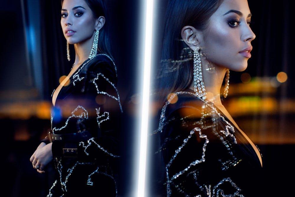 Coded Couture: Google und H&M designen ein Kleid aus Daten