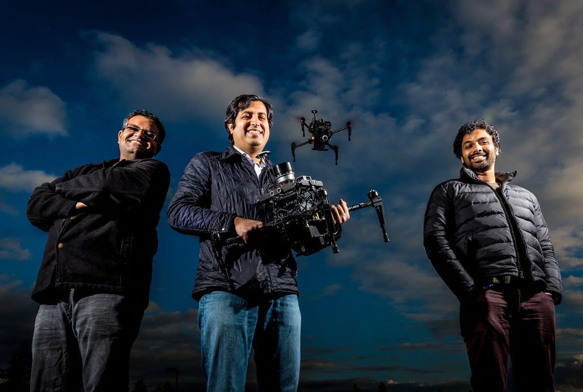 Roboter und Drohnen trainieren: Microsoft stellt Open-Source-Tools bereit