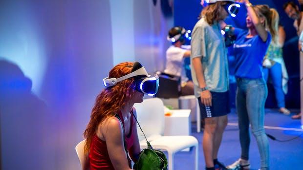 Sony verkauft 1 Million Virtual-Reality-Brillen: Was das für die Branche bedeutet