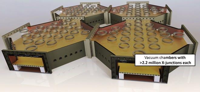 Forscher präsentieren detaillierten Plan für Quantencomputer-Bau