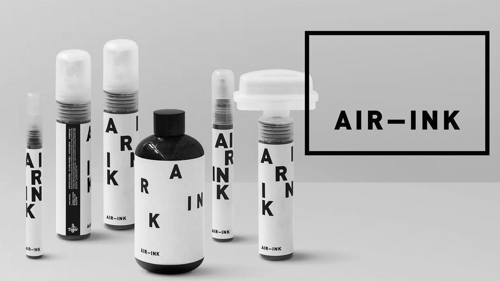 MIT-Forscher verwandeln Luftverschmutzung in Tinte – und verkaufen sie auf Kickstarter