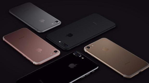 Apple überholt Samsung – Blackberry weg vom Fenster