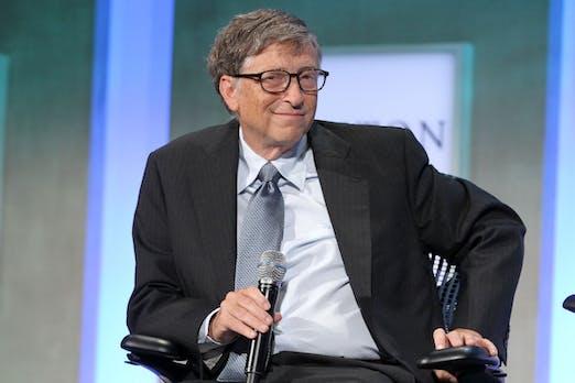 """Bill Gates über Kryptowährungen: """"Die Technologie hat Tote verursacht"""""""