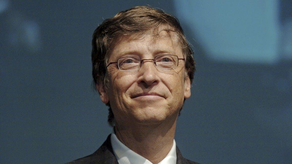 """Diese zwei """"verrückten"""" Dinge hat sich Bill Gates von seiner ersten Milliarde gekauft"""