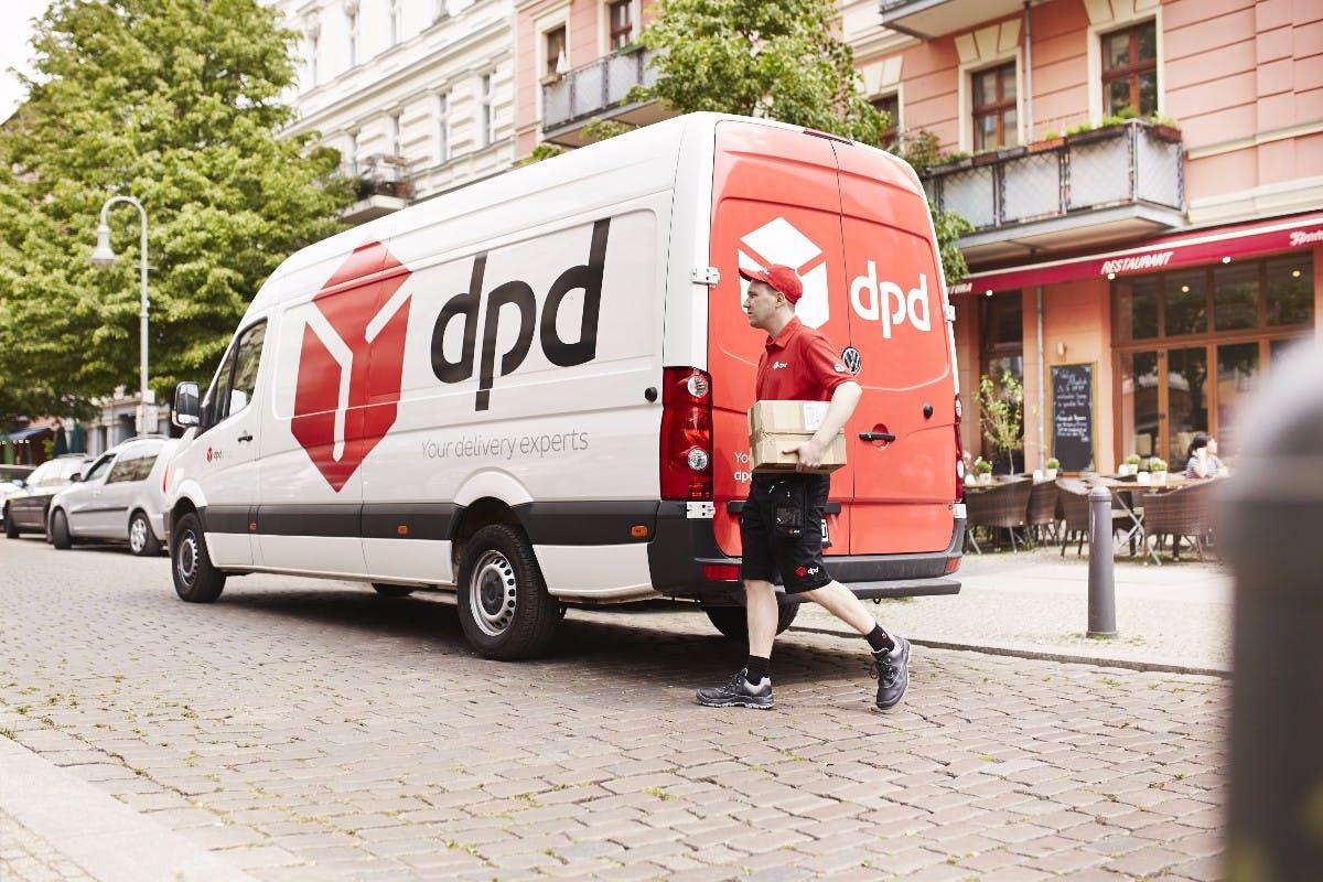 DPD steigt ins Liefern von Lebensmitteln ein
