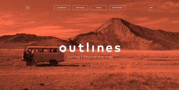 Duotone-Design: 15 aufmerksamkeitsstarke Websites, die voll im Trend liegen