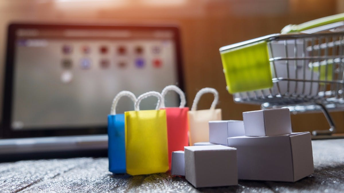 Die 25 populärsten E-Commerce-Domains auf Google.de