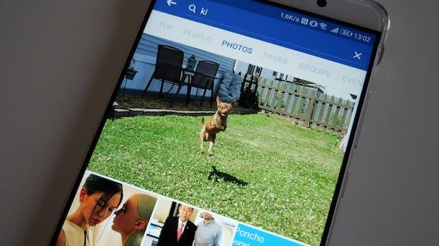Facebook-KI lässt dich jetzt Fotos mit Bildbeschreibungen finden