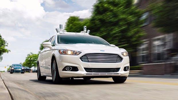 Argo AI: Ford steckt Milliarde in Startup für selbstfahrende Autos