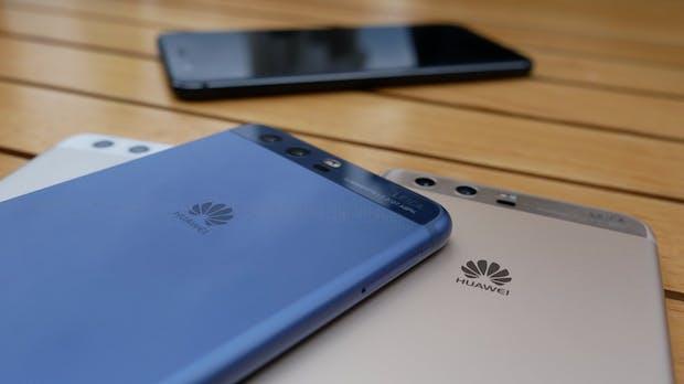 Huawei P10 überholt iPhone 7 im Kameratest