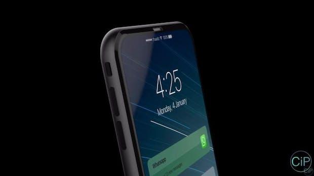 Fürs iPhone 8: Apple bestellt 70 Millionen OLED-Displays bei Samsung