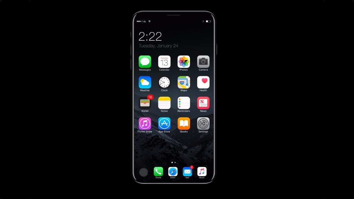 iPhone 8 für über 1.000 US-Dollar: Darum soll das Jubiläums-iPhone so viel kosten