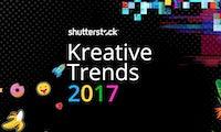 Shutterstock: Das sind die Kreativtrends für 2017
