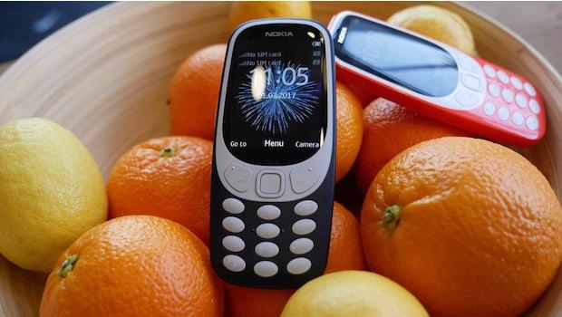 Das neue Nokia 3310. (Foto: t3n)