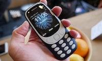 Nokia 3310: Kulthandy ab sofort in Deutschland vorbestellbar