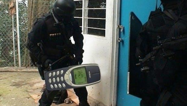 Kulthandy: Das Nokia 3310 hat sich zum Meme entwickelt. (Bild: Knowyourmeme)