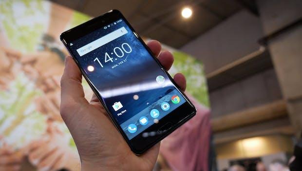 Das Nokia 6 ist für seinen Preis von 229 Euro schon außerordentlich gut verarbeitet – nichts anderes erwarten wir auch beim Nokia 9. (Foto: t3n.de)
