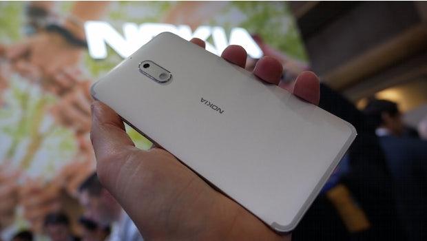 Beim Nokia 6 war der Google Assistant schon aktiv. (Foto: t3n)