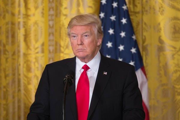 Twitter-Mitarbeiter deaktiviert das Konto von Donald Trump