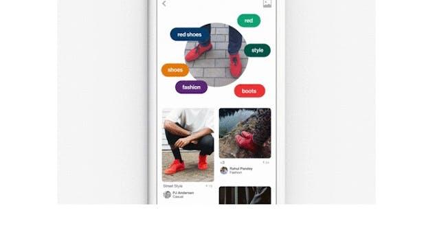 Shazam für Dinge: Dieses neue Pinterest-Tool erkennt echte Objekte