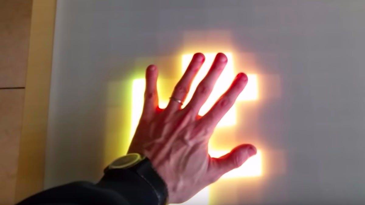 Raspberry Pi: Bastler macht Ikea-Tisch zum interaktiven Display