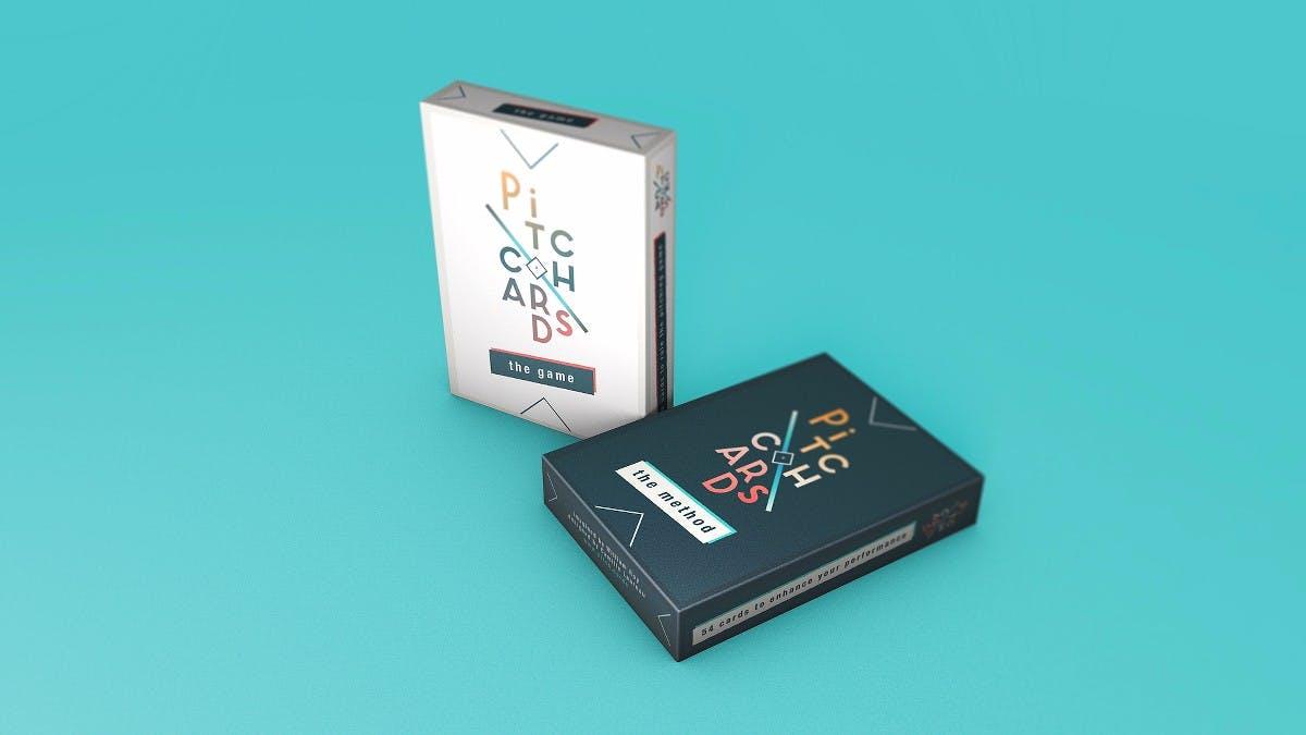 Pitch Cards: Dieses Kartenspiel macht Gründer zu besseren Rednern