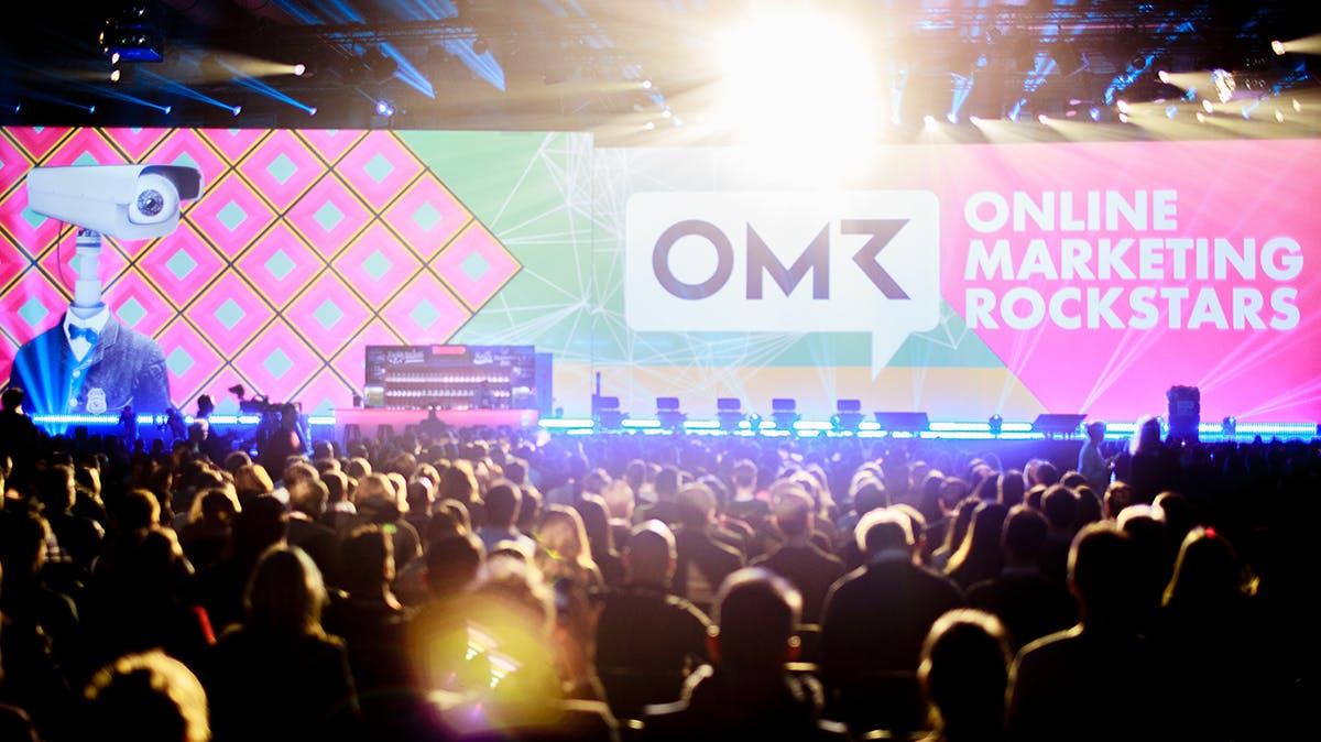25.000 Besucher und mehr als 150 Speaker: Das wird das Online-Marketing-Rockstars-Festival