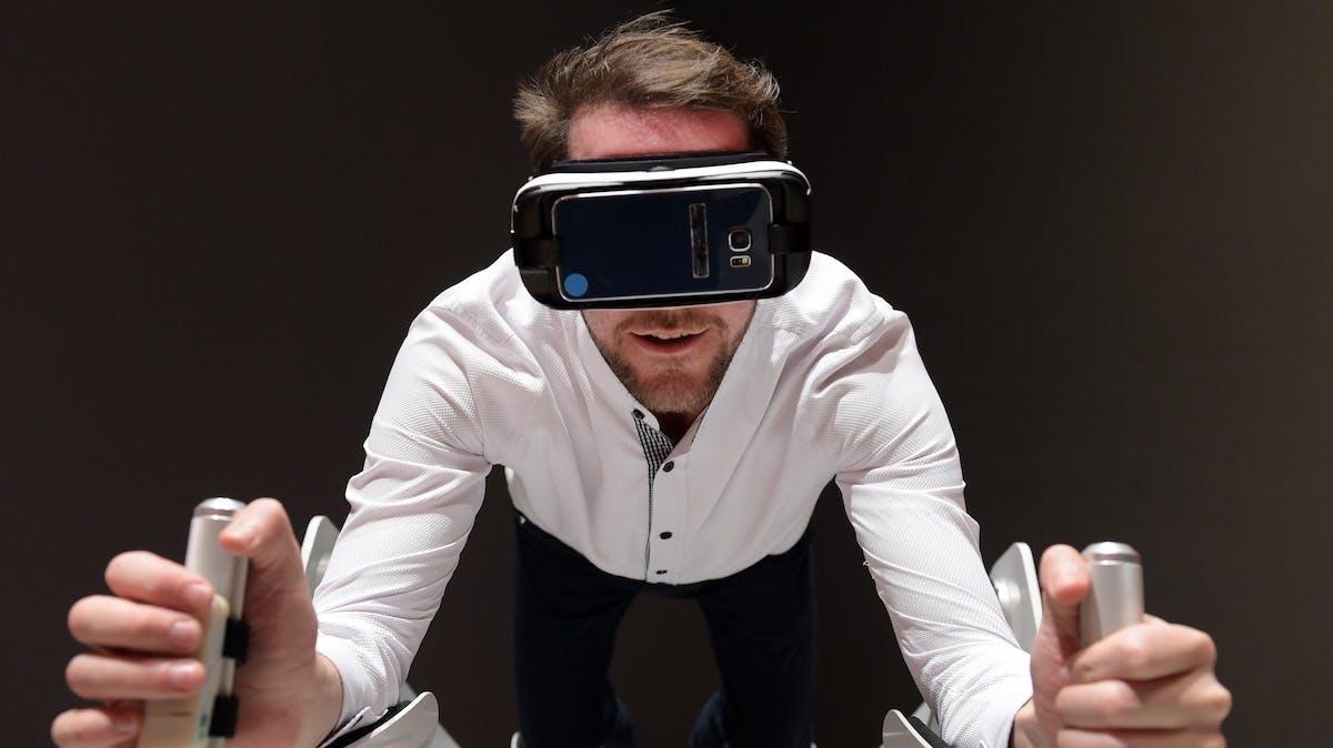 """Tarif Sayed im Interview: """"Wir müssen die Einstellung verändern, wie wir virtuelle Realität aufnehmen."""""""