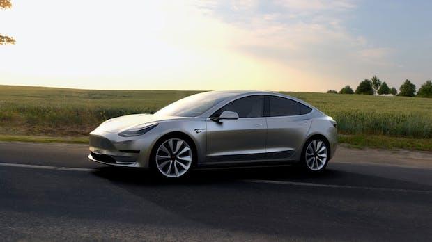 Tesla veröffentlicht großes Update für alle Modelle