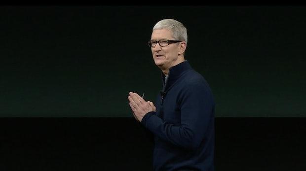 Tim Cook: Parler darf in den App Store zurück, wenn es die Inhalte moderiert