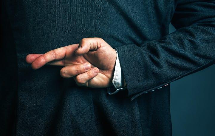 Diese Aussagen lassen dich im Vorstellungsgespräch als Lügner auffliegen