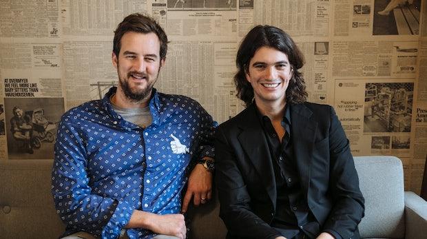 Wework: Coworking-Betreiber steht angeblich vor Milliardenfinanzierung