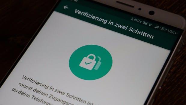 Whatsapp: Zwei-Faktor-Authentifizierung ab sofort für alle Nutzer verfügbar