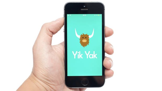Yik Yak: Die 73-Millionen-Dollar-App steht vor dem Aus