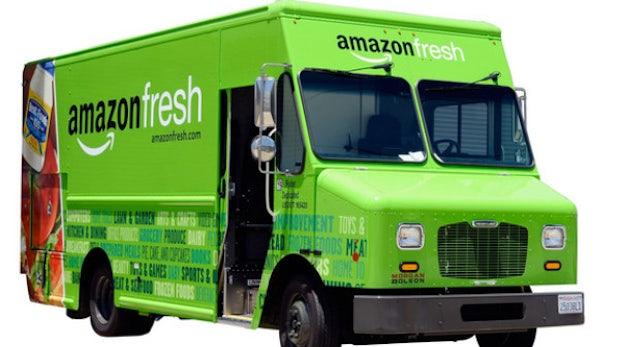 Amazon Fresh kommt: Deutsche-Post-Tochter Allyouneed Fresh liefert aus