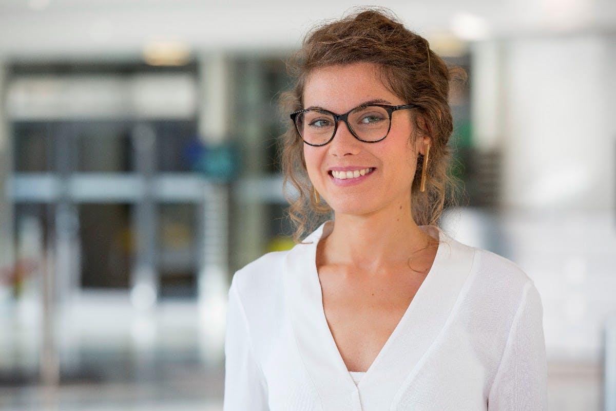 """""""Ich möchte nicht auf mein Notizbuch verzichten"""" – Anna-Lena Müller von Microsoft Deutschland"""